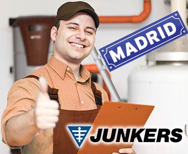 Servicio t cnico calderas junkers en madrid urgente t 91 for Junkers calderas servicio tecnico