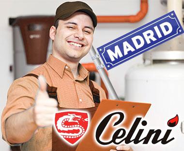 Servicio t cnico calderas celini en madrid t 91 637 82 84 for Tecnico calderas