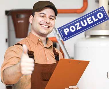 Servicio tecnico de reparación de calderas en Pozuelo