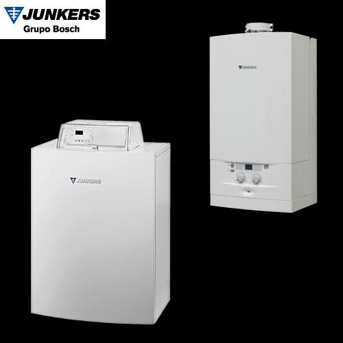 Calderas Junkers. Reparacion de calderas, mantenimiento y servicio tecnico Junkers.