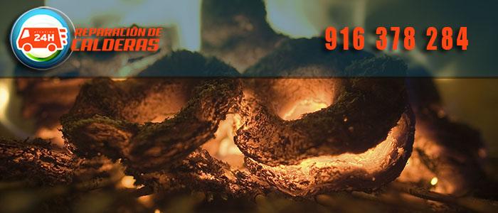 Calderas de biomasa de alta potencia Ferroli