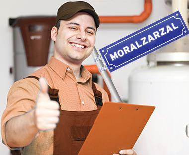 Reparacion de calderas en Moralzarzal.