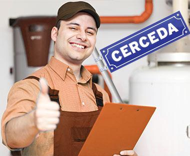 Servicio Tecnico de Calderas en Cerceda