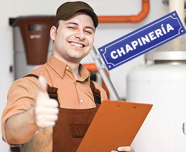 Servicio Tecnico de Calderas en Chapineria