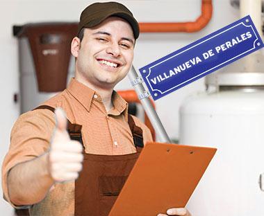 Servicio Tecnico de Calderas en Villanueva de Perales