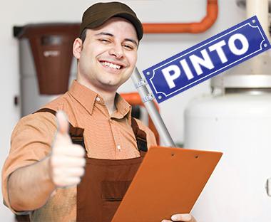Reparacion de calderas en Pinto