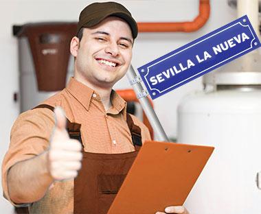 Servicio Tecnico de Calderas Sevilla la Nueva