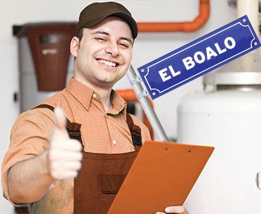 Servicio Tecnico de Calderas El Boalo