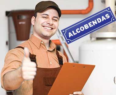 Servicio tecnico de reparacion de calderas en alcobendas