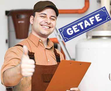 Reparacion de calderas en Getafe. Servicio Tecnico autorizado
