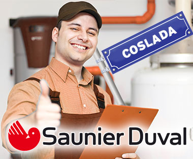 Servicio Tecnico Saunier Duval Coslada