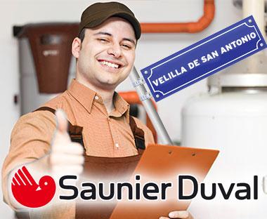Servicio Tecnico Saunier Duval Velilla de San Antonio