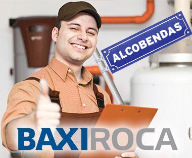 Servicio Tecnico BaxiRoca Alcobendas