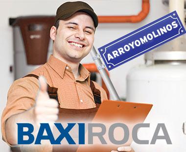 Servicio Tecnico BaxiRoca Arroyomolinos