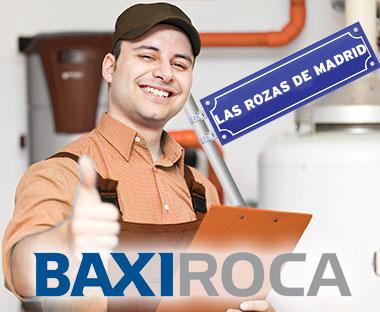 Servicio Tecnico BaxiRoca Las Rozas de Madrid