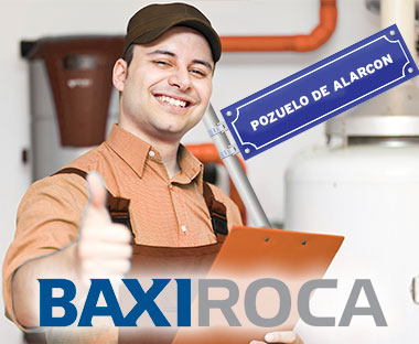 Servicio Tecnico BaxiRoca Pozuelo de Alarcon