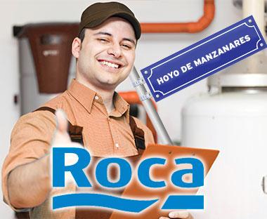 Servicio Tecnico Calderas Roca Hoyo de Manzanares