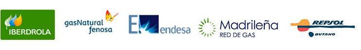 Servicio tecnico reparación de fugas de gas en Madrid