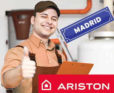 Servicio Tecnico de Calderas Ariston Madrid