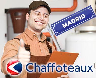 Servicio Tecnico Calderas Chaffoteaux Madrid