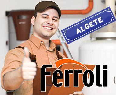 Servicio Técnico Calderas Ferroli en Algete