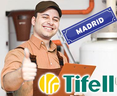 Servicio Tecnico de Calderas Tifell Madrid
