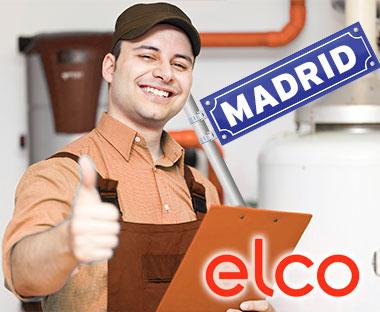 Servicio Técnico Quemadores Elco en Madrid
