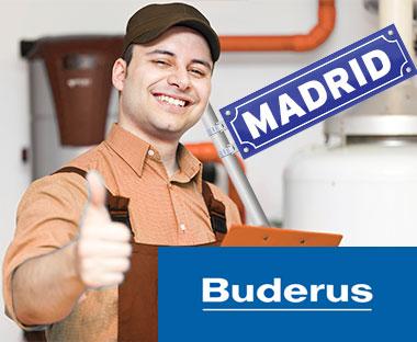 Servicio Técnico Calderas Buderus en Madrid