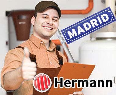 Servicio Técnico Calderas Hermann en Madrid