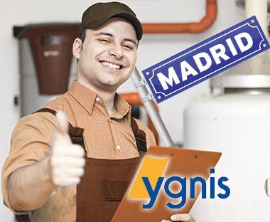 Servicio Técnico Calderas Ygnis en Madrid