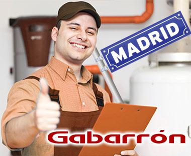 Servicio Técnico Gabarrón en Madrid