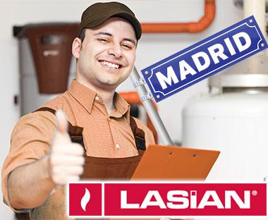 Servicio Técnico Calderas Lasian en Madrid