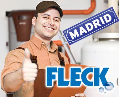 Servicio Técnico Calderas y Termos Fleck en Madrid